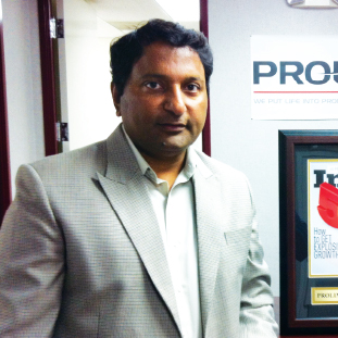 Prabhu Patil,President & CEO