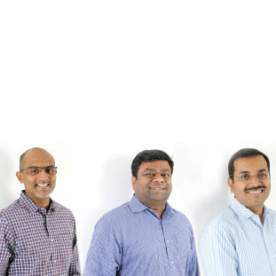 Jayant Mhetar, Co-Founder and CEO