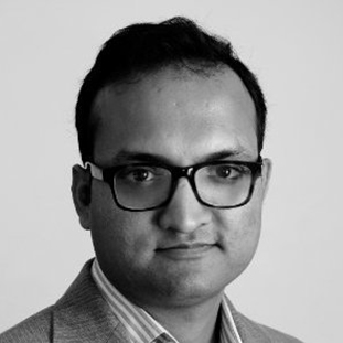 Deepak Bhardwaj,Co-Founder