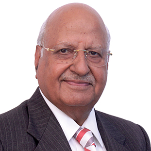 V.P. Mahendru,Chairman & Managing Director