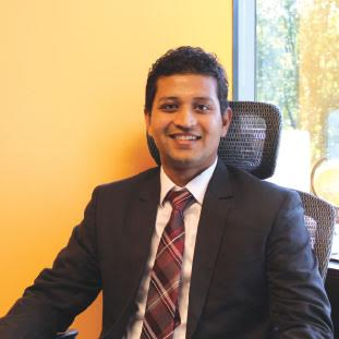 Parth Patel,Founder & CEO