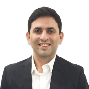 Sunil Khosla,EVP - Sales & Marketing