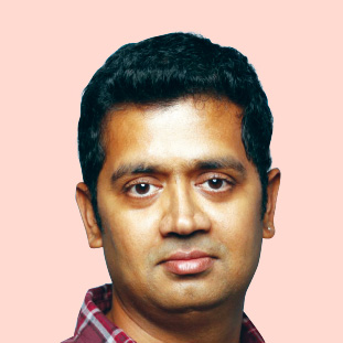 Sundar Krish,Founder and CEO