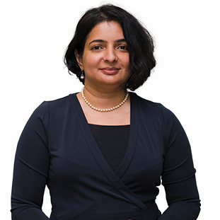Jyotsna Pattabiraman,  Founder & CEO.