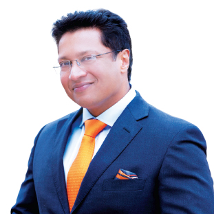 Tim Dutta,   CEO