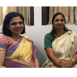 Dr.Sandhya Rani Ramadass, Marine Psychologist,Dr. Keerthi Pai, Clinical Psychologist