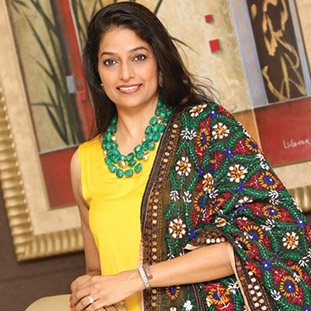 Padma Somireddy,Founder & Chief Designer