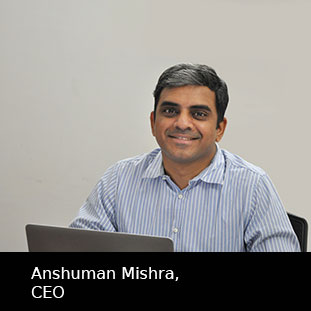 Anshuman Mishra,,Founder & CEO