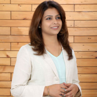 Kajal Sinha,Co-Founder & Business Head