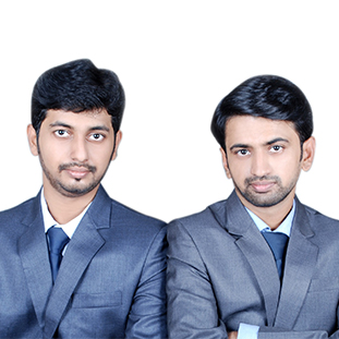Mayur Dabhade, Co-Founder,Swapnil Dabhade, Co-Founder
