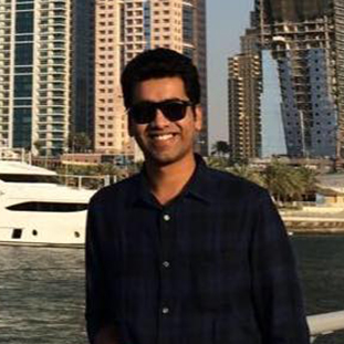 Raghav Agarwal,Co-Founder