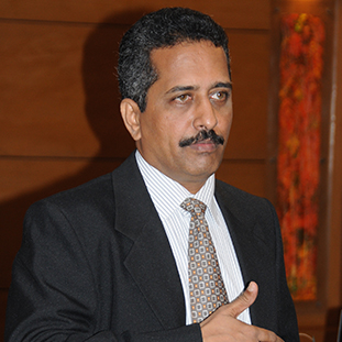 Subramanian Naraynaswamy,CEO