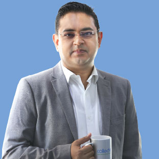 Andesh Bhatti,Founder & CEO