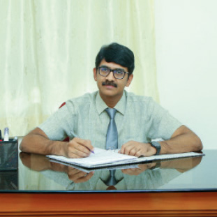 Dr. K.S. Murugan,Founder