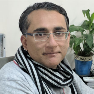 Rahul Saighal,Managing Director