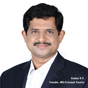 Venkat RP ,Founder, MD & Principal Faculty