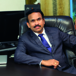 Satish Kumar Kemburu, Managing Director