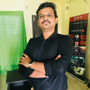 Satya Molugu, Managing Director