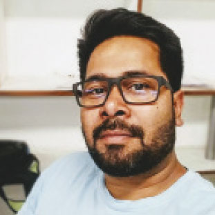 Anirudh Singh,Founder & Product Architect