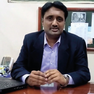 Vijay Dhavala,Founder, MD & Group CEO