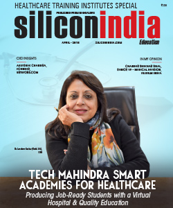 Tech Mahindra SMART Academies for Healthcare: Producing Job-Ready Students with a Virtual Hospital & Quality Education