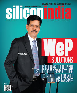 WeP Solutions: Redefining Billing Print Solutions via Simple to Use, Compact & Affordable Billing Machines