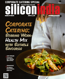 Corporate Catering:  Stirring Work - Health Mix with Suitable Savouries