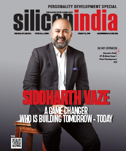 Siddharth Vaze: A Game Changer Who is Building Tomorrow -  Today