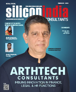 Arthtech Consultants: Imbuing Innovation in Finance, Legal & HR Functions