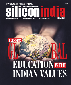 Blending Global Education with Indian Values