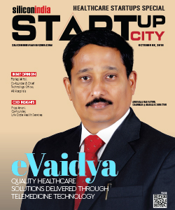eVaidya: Quality Healthcare Solutions Delivered through Tele-medicine Technology