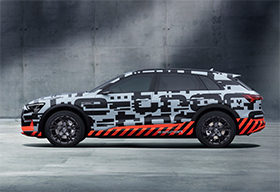 Audi to Launch Electric SUV in India by 2020