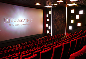 New Milestone Reached With More Than 500 Dolby Atmos Screens Installed and 500 Dolby Atmos Titles Released in India