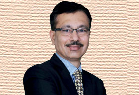Bhupendra Bhate, Chief Operating Officer & Executive Director, L&T Technology Services