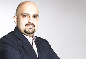 Anees Merchant, Senior Vice President, Blueocean Market Intelligence