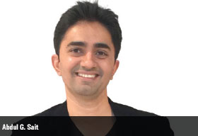 Abdul G.Sait, Co-Founder & MD, Passion Connect