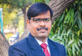 Ajay Yadav, Head - IT (North), Arshiya Rail Infrastructure