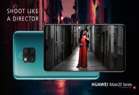 Huawei Mate Series Phones to Introduce AI Powered Cameras in India