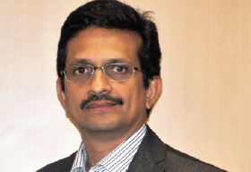 Ravikumar Sreedharan, Managing Director, Unisys India and Head of Global Delivery Network, Unisys