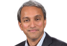 Ganesh Jayaram, Vice President of Information Technology, John Deere