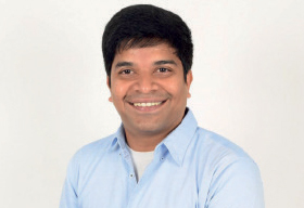 Vinoth Kumar, Co-Founder & CEO, Paperflite
