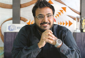 Swaroop Madhavan, Founder and CEO, Parentof