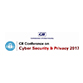 CII Conference on Cyber Security & Privacy 2017