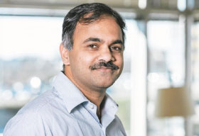 Ramkumar Rayapureddy, Global CIO, Mylan