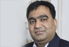 Vivek Tiwari, Managing Director and CEO, Satya MicroCapital
