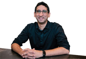 Arjun Chopra, Partner, Floodgate