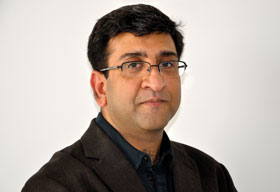 Pankaj Kedia, Senior Director, Qualcomm
