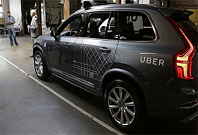 Uber Applies for Patent That Would Identify Drunk Passengers