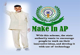 Government Of Andhra Pradesh joins hands with NASSCOM 10,000 Startups and Idealabs to give a clarion call to #MakeInAP