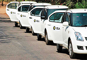 Japan's Softbank has Offered to Invest Over $1 Billion in a New Funding Round for OLA